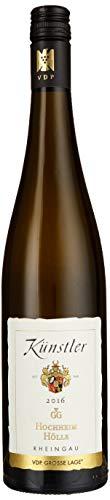 Weingut Künstler Hölle Hochheim - VDP. Grosses Gewächs - Qualitätswein Riesling 2015/2016 Trocken (1 x 0.75 l)