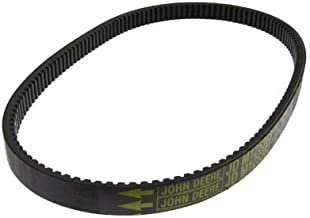 John Deere Gator Drive Belt for 6x4 6x4 Diesel Worksite and M Gators M125383 OEM