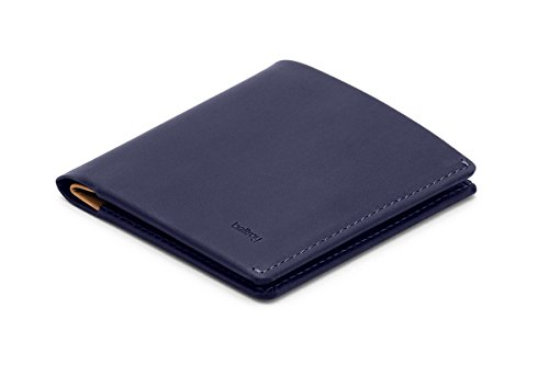 Bellroy Note Sleeve, slim leather wallet, RFID editions available (Max. 11 cards and cash)