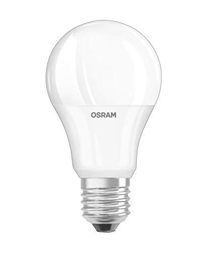 Osram LED SuperStar Classic A Lampe, in Kolbenform mit E27-Sockel, dimmbar, Ersetzt 75 Watt, Matt, Warmweiß - 2700 Kelvin, 4er-Pack