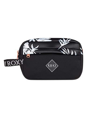 Roxy Beautifully Neoprene-Kulturbeutel für Damen, Anthrazit, Hersteller: Einheitsgröße