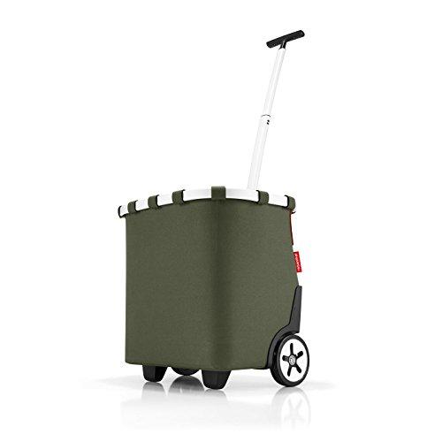 Reisenthel carrycruiser Bagaglio a mano 48 centimeters 40 Verde (Urban Forest)
