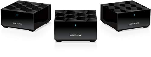 NETGEAR Système WiFi 6 Mesh Nighthawk (MK63)