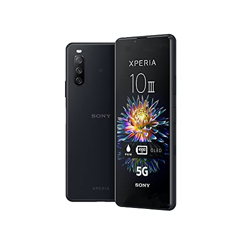 Sony Xperia 10 III | Smartphone Android, Téléphone Portable