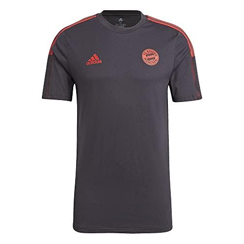 adidas FC Bayern München - Camiseta de entrenamiento gris M