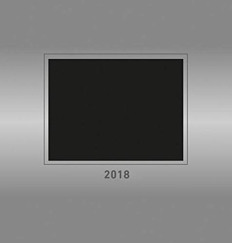 Foto-Bastelkalender silber 2018 - Bastelkalender / Do it yourself calendar (21 x 22) - datiert - Kreativkalender
