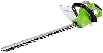 Greenworks 4 Amp Corded Hedge Trimmer