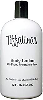 Tiffalina's Oil Free Body Lotion - 12 Oz.