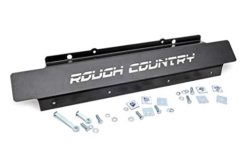 Rough Country Front Skid Plate (fits) 2007-2018 Jeep Wrangler JK | Front Armor | 778