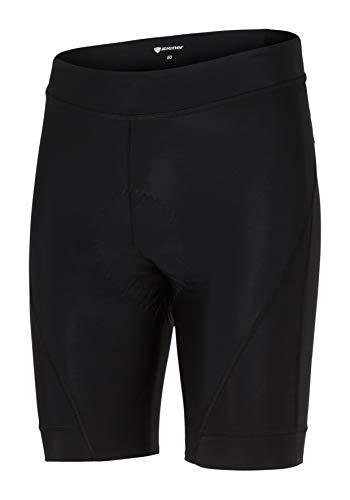 Ziener X-Gel-tec Pantalon de vélo pour Homme XL Noir