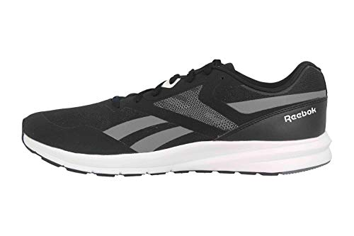 Reebok Men's Competition Running Shoes, Black Pugry6 Blanco, US:7