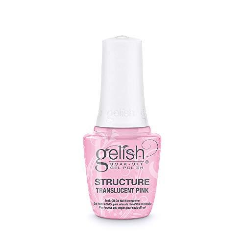 Gelish - Structure Gel - Translucent Pink - 15 mL / 0.5 Fl Oz