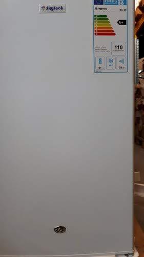 Sirge Ancho y frigo91l Nevera Mini Nevera frigobar 91 litros con ...