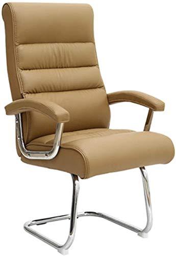 Spielstuhl Computerstuhl Home Seat Back Stuhl Konferenzstuhl Student Schreibtischstuhl Stoff Bürostuhl Weiche Unterstützung Gaming Chair (Color : Natural, Size : One Size)