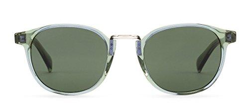 OTIS Eyewear A Day Late - Emerald Unisex Sunglasses
