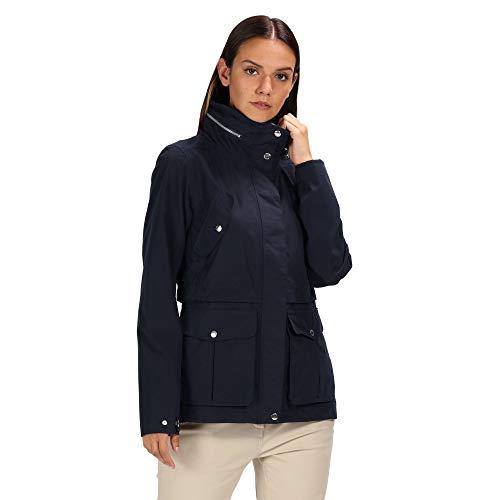 taille 18 RRP £ 80 Regatta bayeur II pour femme imperméable légère veste