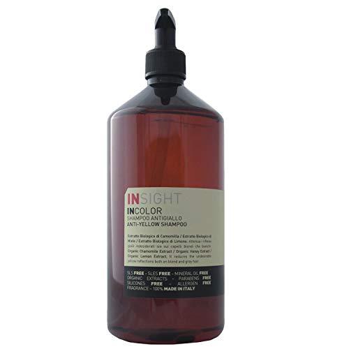Insight Shampoo Bio Antigiallo 900ml