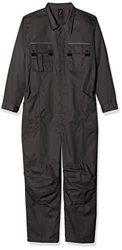 SOL'S Solstice PRO - Workwear Overall (4XL, Dark Grey)