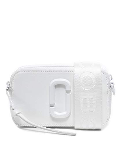 Marc Jacobs Mujeres la bolsa de la cámara dtm de fotos White...