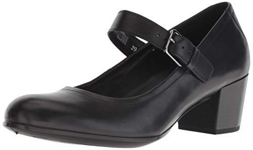 ECCO Women's Shape Mary Jane Pump, Black, 35 M EU (4-4.5 US)