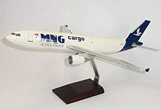 MNG航空貨物エアバスA300-600F TC-MNV 1/100 模型 飛行機 工作 航空機 #865