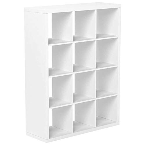 Kallax Ikea Regal in Weiß; (112x147cm)