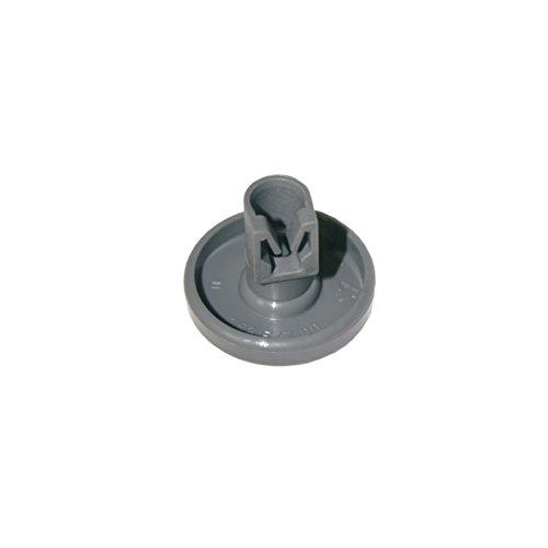 8x Korbrolle für Geschirrspüler Unterkorb AEG 5028696500 Privileg Ikea Juno Electrolux