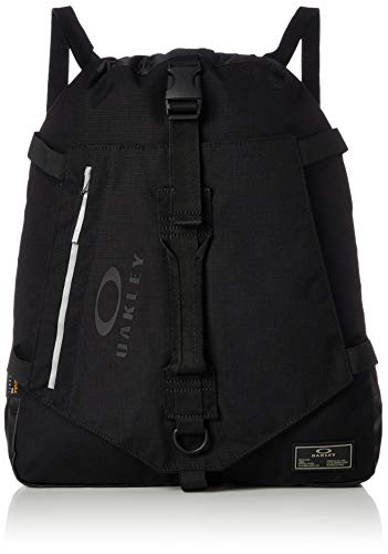 Oakley Mens UTILITY satchel Gym Tote Bags, Blackout, One Size