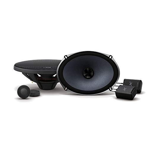 Alpine X-Series 6x9 Inch 360 Watt Component Car Audio Speaker System | X-S69C
