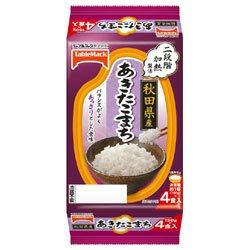 テーブルマーク 秋田県産あきたこまち (分割) 4食 (150g×2食×2個)×8個入×(2ケース)