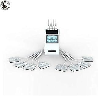 HealthmateForever Electroestimulacion 6 modos Smart Electro dolor alivio masaje terapia máquina negro