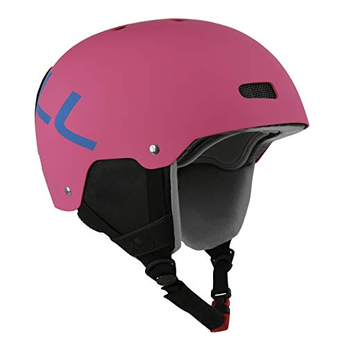 O'Neill Helmet Rookie | Pink | Ski & Snowboard Helm | Hochwertige Qualität (Pink, M | 54-58 cm)