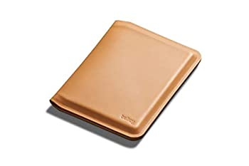 Bellroy Apex Passport Cover  Leather Passport Case RFID Protection  - Tan