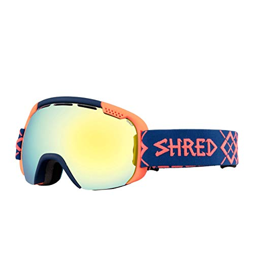 Shred SMARTEFY BIGSHOW Navy/Rust - CBL Hero Mirror (VLT 14%)