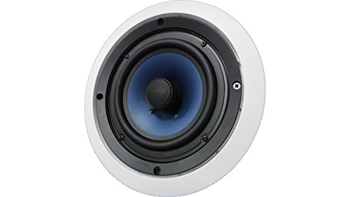 652C Silver Ticket in-Ceiling Speaker with Pivoting Tweeter (6.5 Inch in-Ceiling)