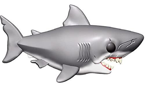 """Funko - Pop! Jaws: 6"""" Jaws Figura de Vinilo, Multicolor (38565)"""