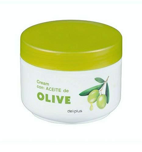 Crema Hidratante de Oliva, 200 ml