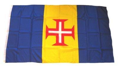 Fahne / Flagge Portugal - Madeira NEU