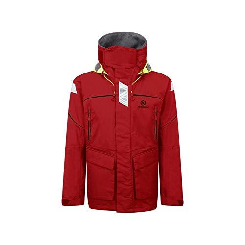 Henri Lloyd Freedom Offshore Segelyacht Mantel Mantel Neu Rot. Wasserdicht und atmungsaktiv - OPTIVISION Haubensystem