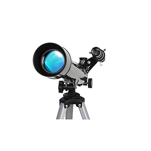 SHJMANPA Exquisit Fernrohr, Tragbare Astronomische Teleskop Ist Einfach Zu Bedienen Und Für Zwei Zwecke Wie Sternbeobachtung Und Vogelbeobachtung Zu Zerlegen klar