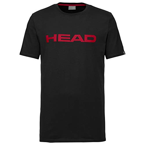 Head Club Ivan Camiseta hombre, Negro, Extra Large