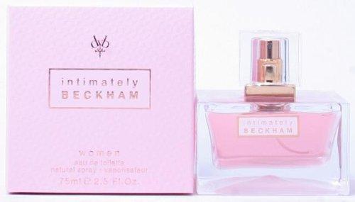 David Beckham Intimately by David Beckham for Women 2.5 oz Eau De Toilette EDT Spray