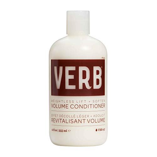 Verb Volume Conditioner|Full Body + Color Safe + Cleanse|12 fl oz