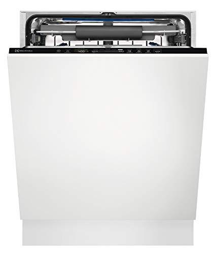 Electrolux EEZ69300L Lavastoviglie da Incasso a Scomparsa Totale RealLife, 60 cm, Capacità 15 Coperti