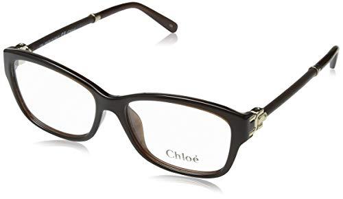 CHLOÉ CE2636L brilmontuur CE2636L Chloe rechthoekig brilmontuur 54, zwart
