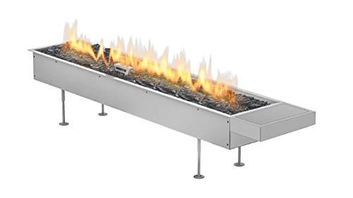 Planika Gas Line Outdoor GaLiO Manual [Quemador manual de gas empotrable para exteriores]: bombona de gas (propano, butano)