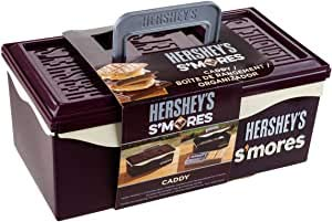 HERSHEY'S S'Mores Caddy with Tray, Brown
