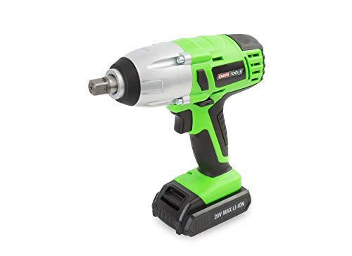 OEMTOOLS 1/2 Impact Wrench 2.0 Battery
