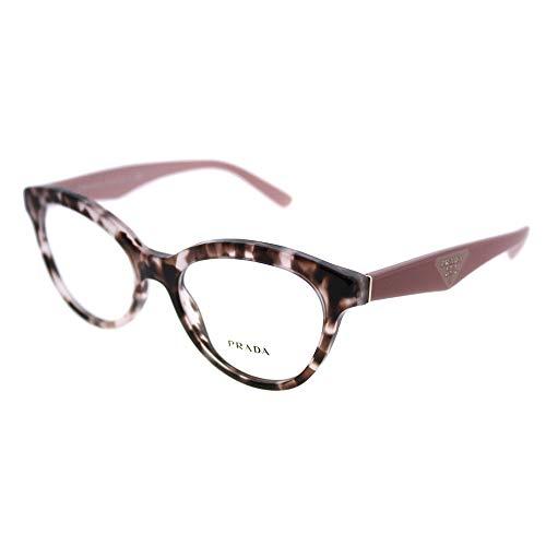 Prada Gestell 11RVFRAME_ROJ1O1 (52 mm) braun/rosa