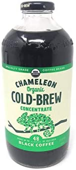 Chameleon Cold Brew Organic Coffee Concentrate Black 32 oz product image